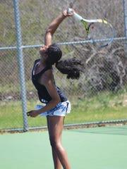 Northville senior Shanoli Kumar is 22-1 overall after winning the Novi regional at No. 1 singles.