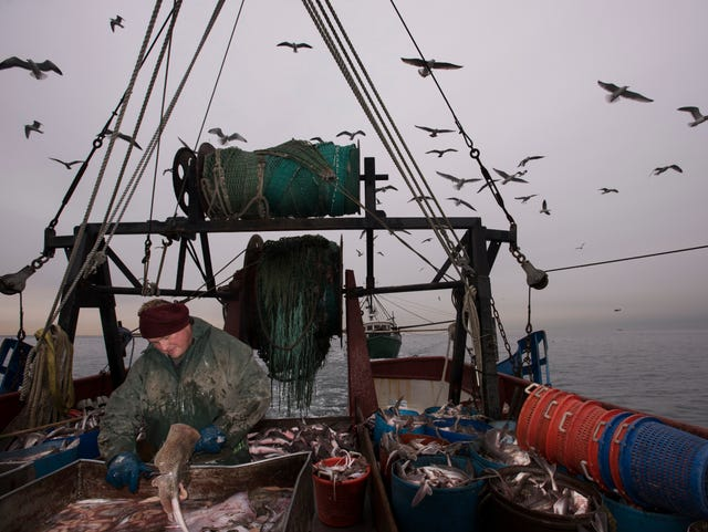 New Jersey fishermen try to hold on