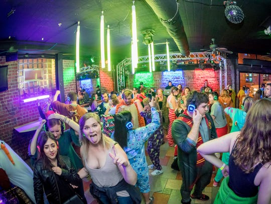 The Onesie Bar Crawl is coming to Knoxville on February.