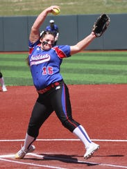 Louisiana Tech sophomore Bailey Allen leads the Lady