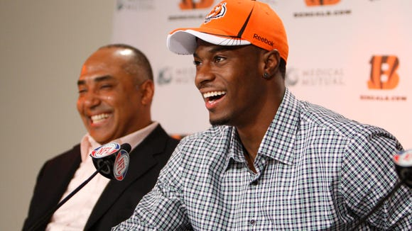 Marvin Lewis, A.J. Green