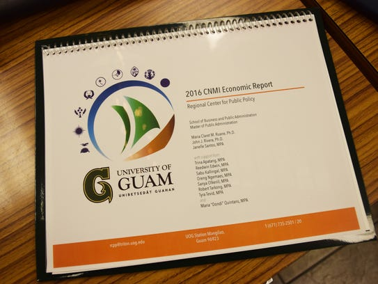 The University of Guam Regional Center for Public Policy's