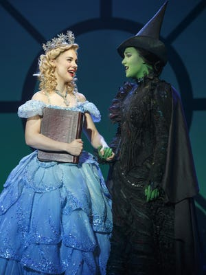 """This is the final weekend for """"Wicked"""" at Juanita K. Hammons Hall for the Performing Arts."""