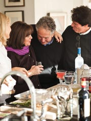 """Ina Garten enjoys time with husband Jeffrey, who frequently appears on her """"Barefoot Contessa"""" TV shows."""