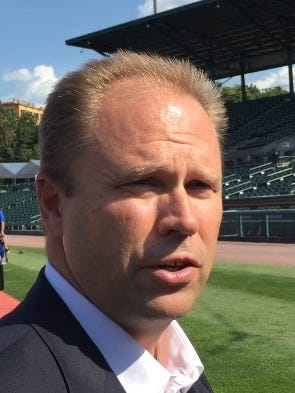 Minnesota Twins interim general manager Rob Antony says his organizations believes winning is very important in the minor leagues.