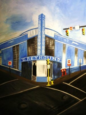 Billy Twymon will open his new studio and art gallery in Evansville this weekend.
