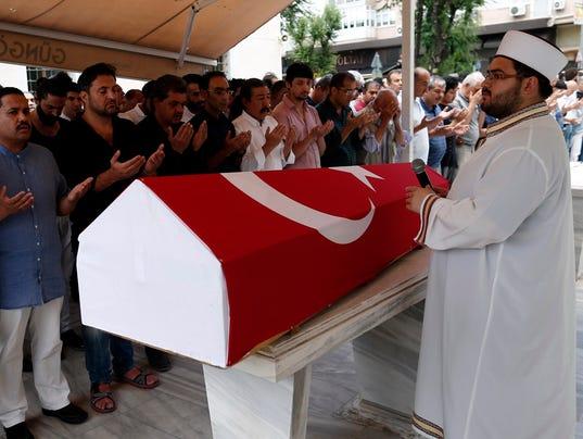 EPA TURKEY BOMB ATTACK AFTERMATH WAR ACTS OF TERROR TUR