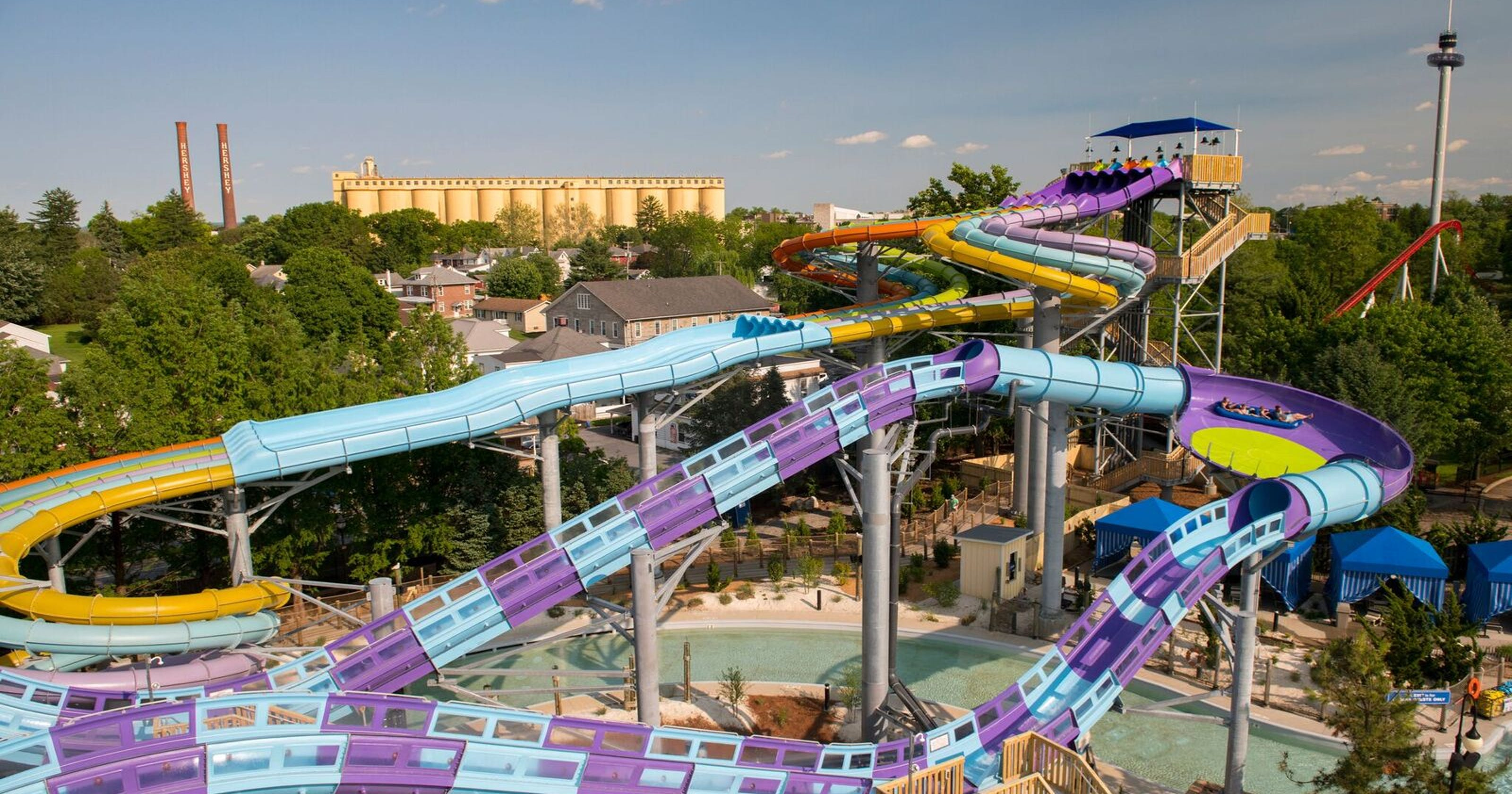 Hersheypark Expansion Plan For 23 Acres Entrance Changes By 2020