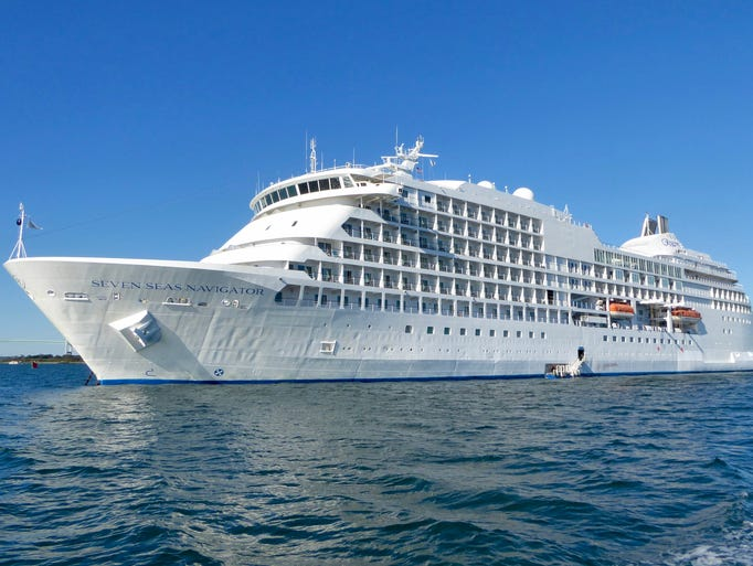 The most intimate vessel in an ultra-deluxe four-ship