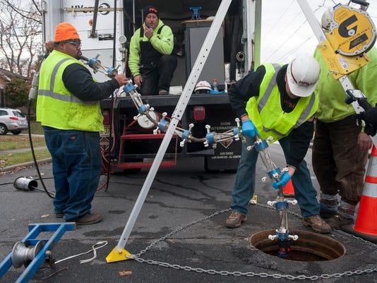 CHL 1205 sewer