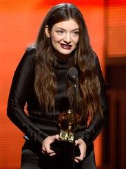 Lorde win