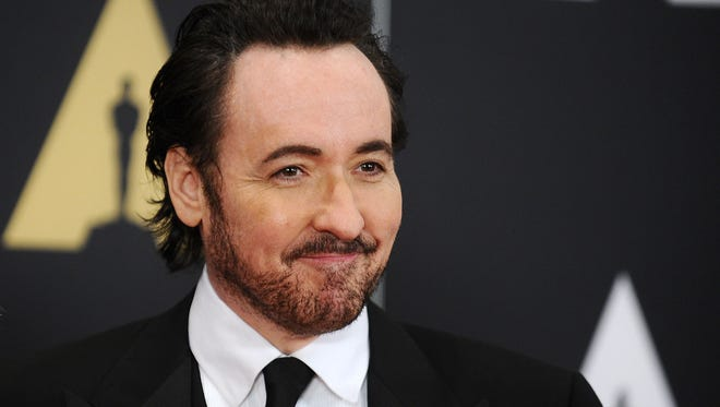 John Cusack attends the Governors Awards on Nov. 14, 2015 in Hollywood, California.