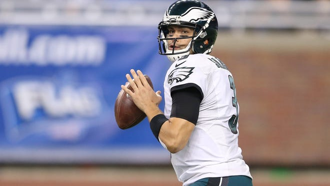 Journeyman quarterback Mark Sanchez will be among those competing to lead the Broncos following Peyton Manning's retirement.