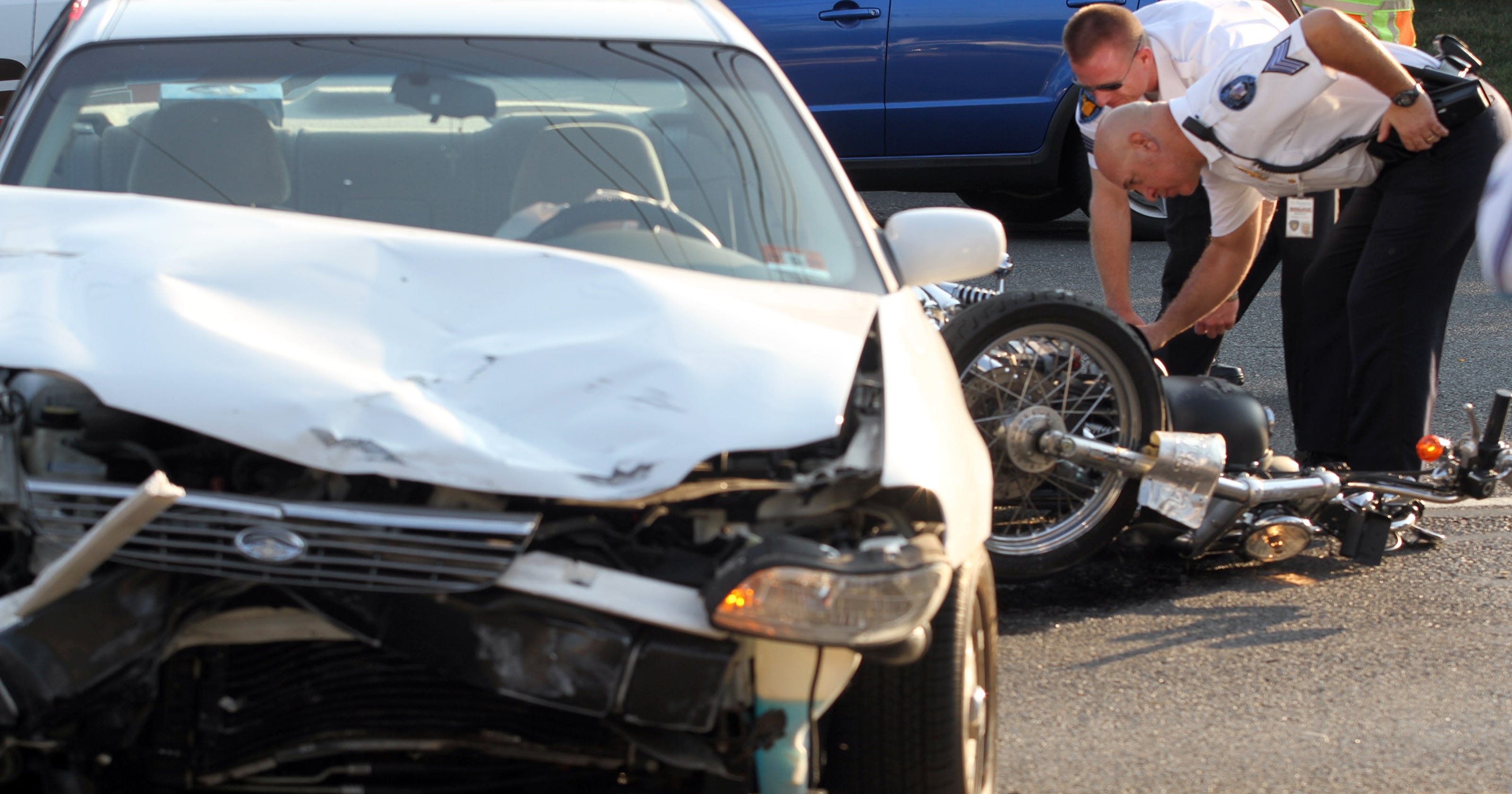 Nj Car Crash Yesterday