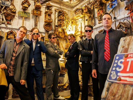 Detroit's Electric Six will rock The Loft on Sept. 23.