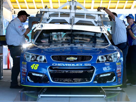 2017-05-12 Jimmie Johnson