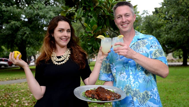 Melissa Bailey's spiked lemonade and Steve Ooms' barbecue ribs recipe make for perfect backyard parties as the summer heat sets in.