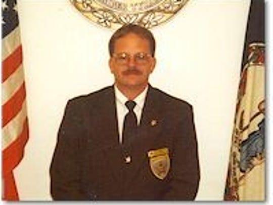 Staunton Sheriff Alex Caldwell Jr.