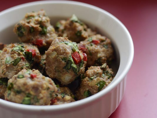 Greasy food is overrated. Try this recipe for Turkey Meatballs and taste where flavor really comes from. (Daily Record/Sunday News -- Kate Penn)