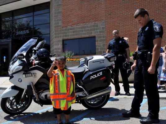 FHPD Michigan Summer of Safety