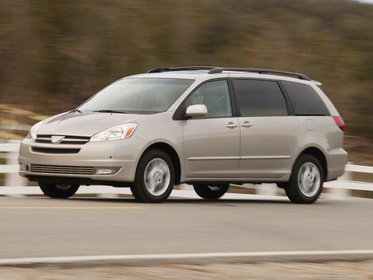AP Toyota Recall
