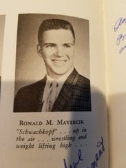 Fifty years ago, Ronald Mayercik, 23, of Edison disappeared