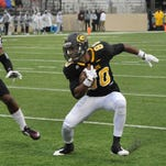Grambling's Chester Rogers totaled eight touchdowns in 2015 for the Tigers.