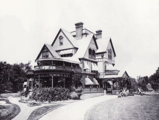 Glenmont was the Edisons' country estate in West Orange,