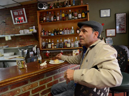 Mike DeJesus of Wayne speaks to The Record about Trump's deportation plan unveiled today, Feb. 21, 2017. DeJesus agrees with the initiative says illegal immigrants take jobs away from American citizens and drain the economy.