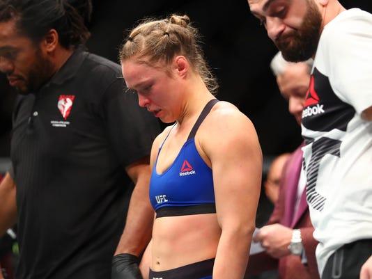 USP MMA: UFC 207-NUNES VS ROUSEY S OTH USA NV