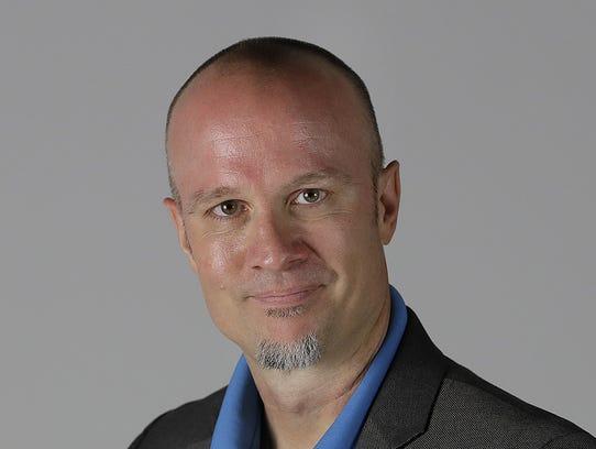 Indianapolis Star sports columnist Gregg DoyelIndianapolis