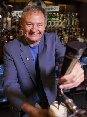 Wayne Thares, owner and managing partner at the Celtic Cowboy, travels to Dublin Saturday to find out if his pub will be named North American Irish Pub of the Year.