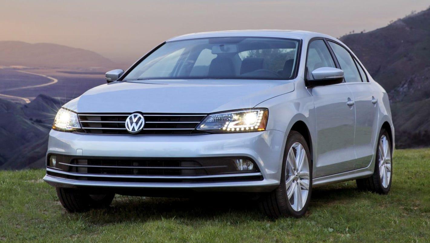 A Refined Favorite 2015 Volkswagen Jetta Sedan