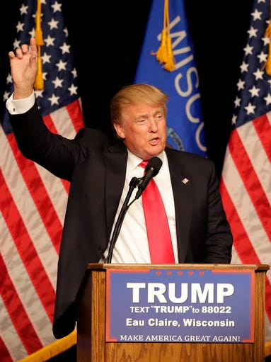 the good and bad of the presidential candidate donald trump Transcript for is donald trump good or bad for defending trump -- when two of the top candidates take video/donald-trump-good-bad-gop.