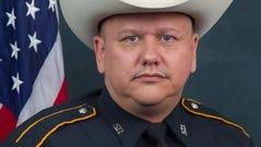 Harris County Sheriff Deputy Darren Goforth.