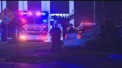 A Harris County Sheriff's deputy was shot in northwest