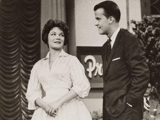Connie says she owes everthing to Dick Clark who played her first big hit on Bandstand