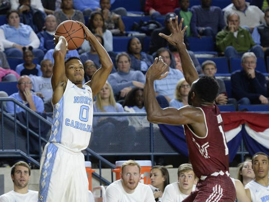 NCAA Basketball: North Carolina at Temple