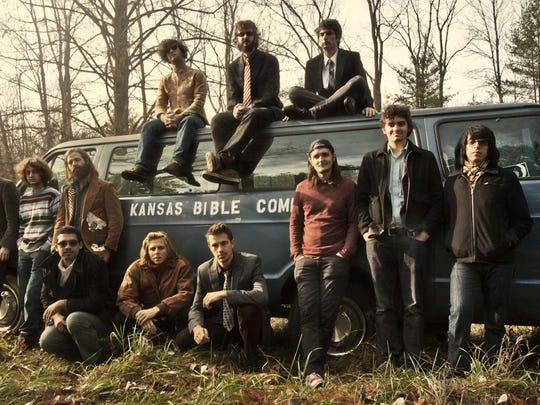 Kansas Bible Company will  play a free show at Tiger Mountain on April 27.