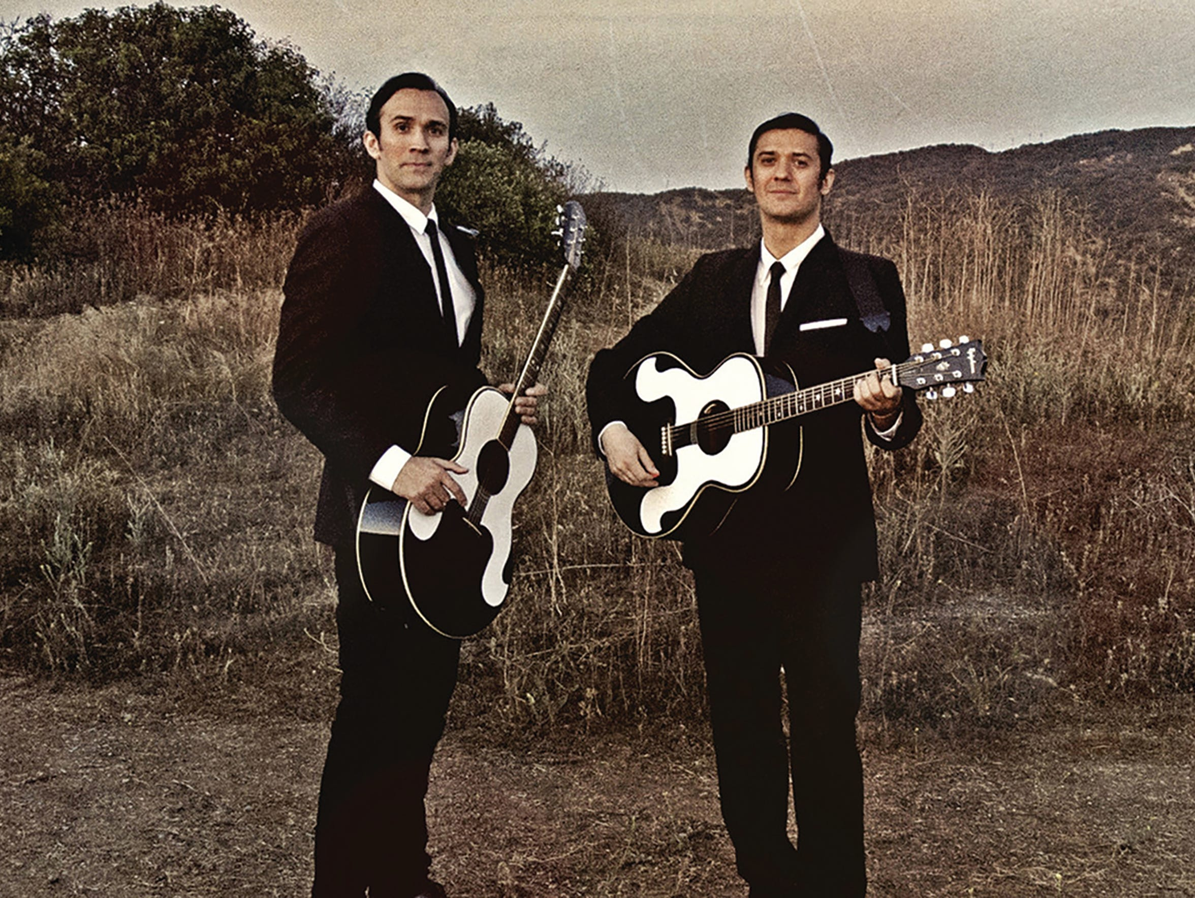 The Everly Brothers Experience featuring The Zmed Brothers