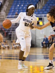 Nyasha LeSure began her athletic career as a tennis player before switching to basketball.