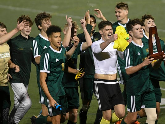 High School Soccer: West Shore at Melbourne Central Catholic