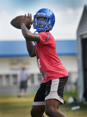 Titusville High hosted Space Coast on Friday night.