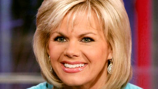 "FILE - In this May 18, 2010, file photo, TV personality Gretchen Carlson appears on the set of ""Fox & Friends"" in New York. The former Fox News Channel anchor Carlson told Good Housekeeping for its February 2017 issue that sexual harassment ""is not an issue that women should feel pressure to solve by ourselves."" (AP Photo/Richard Drew, File)"