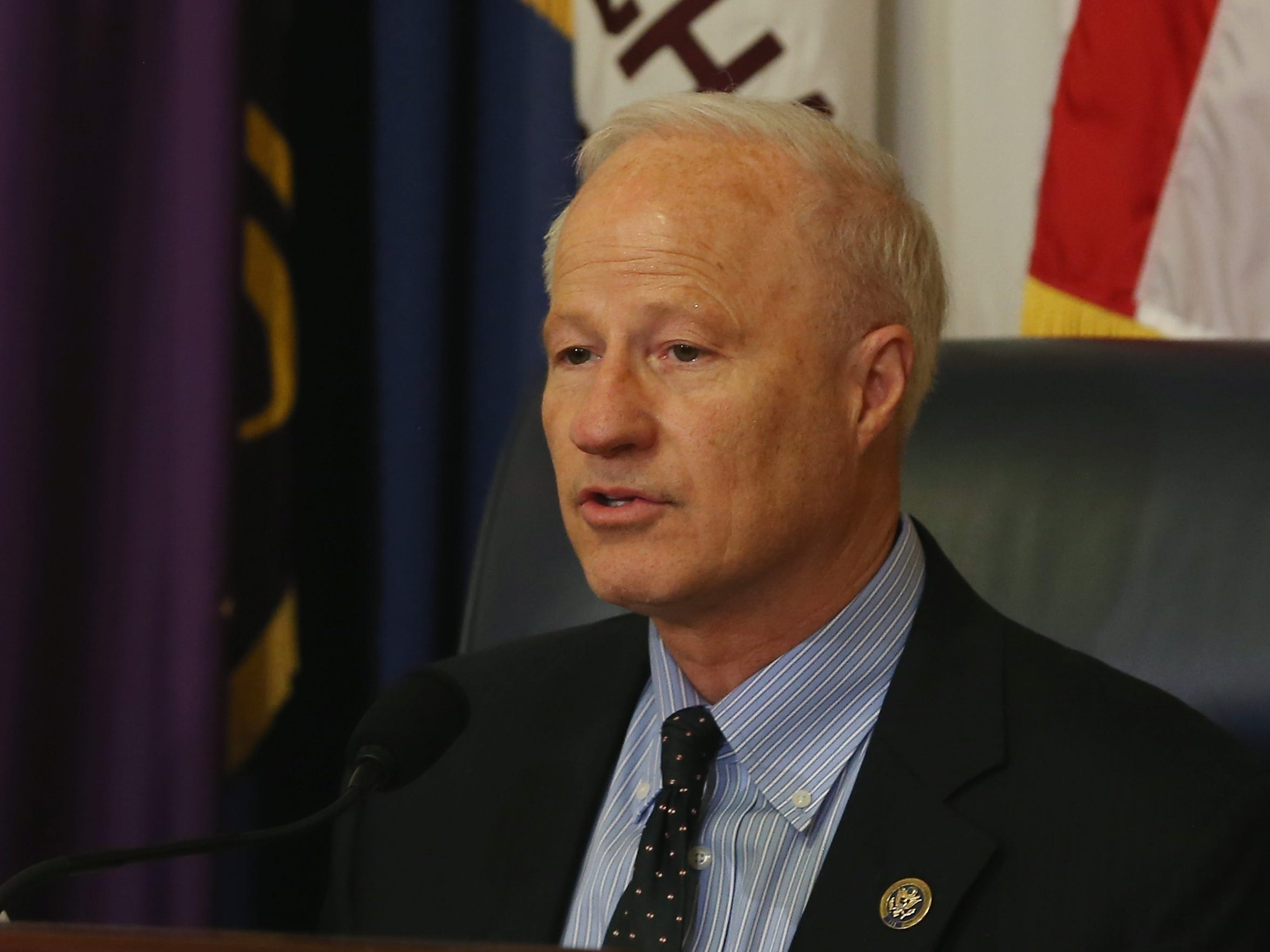 Rep. Mike Coffman, R-Colo., is chairman of the U.S.