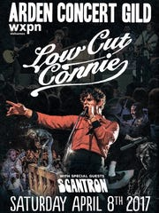 Low Cut Connie will return to Delaware on April 8, playing Arden's Gild Hall for the first time.