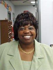 Pineview Elementary School Principal Marilyn Jackson-Rahming
