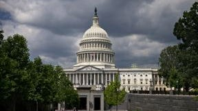 The U.S. Capitol is seen in Washington, Monday, June 17, 2013.