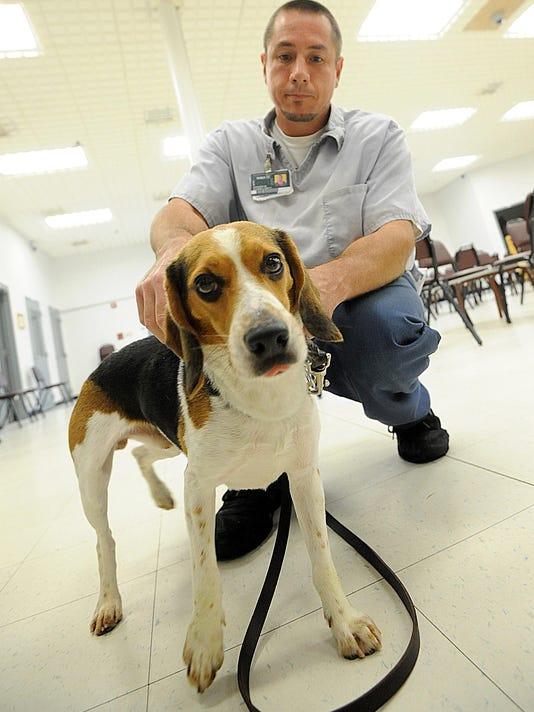 MNJ Correctional institute dog presentation (2)
