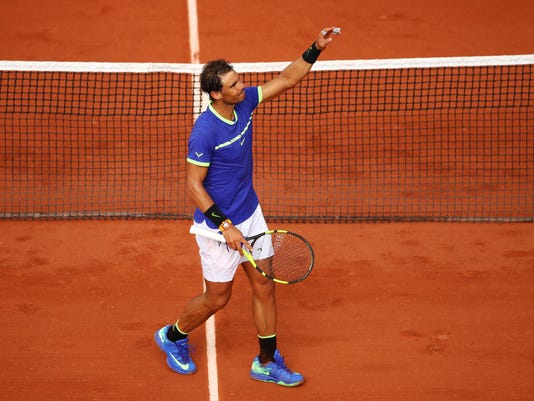 2017 French Open - Day Six